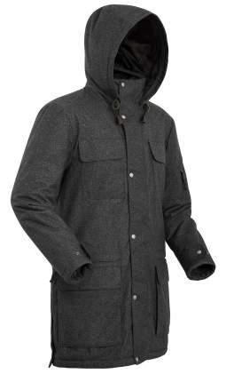 Пальто  SHL FORESTER 8001-9009-046 ЧЕРНЫЙ 46