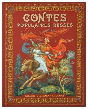 Книга Медный всадник. Contes Populaires Russes. Palekh, Mstiora, Kholoui