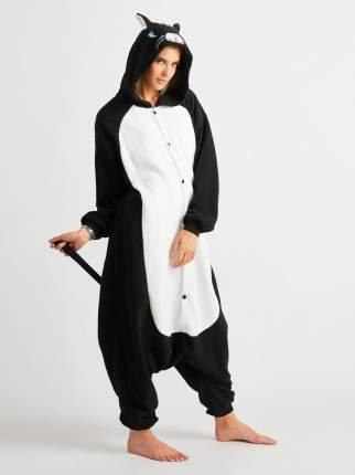Кигуруми BearWear «Черный кот» L