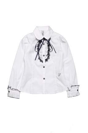 Блузка детская Comusl, цв. белый, р-р 160