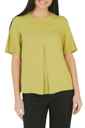 Блуза женская YARMINA BL1066-1127 зеленая 46 RU