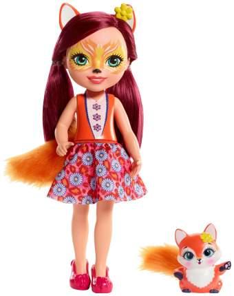 Кукла Enchantimals Лиса Фелисити FRH53