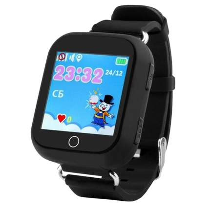 Детские смарт-часы Smart Baby Watch Q100 Black