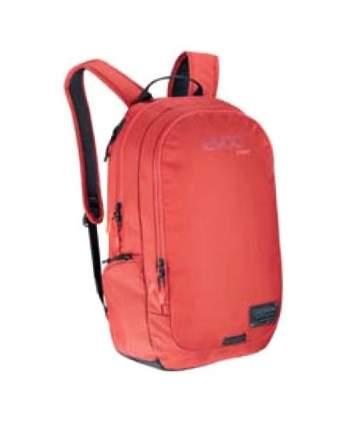 Рюкзак EVOC Street красный 25 л