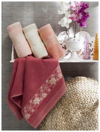 Набор полотенец DO'n'CO красный, розовый