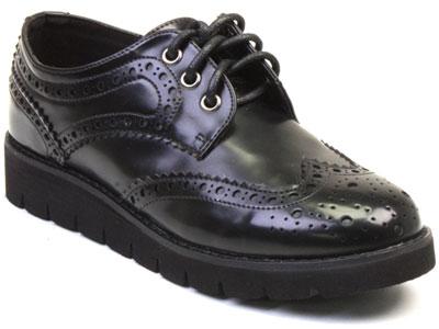 Ботинки 53960 детские черные Xti Kids р.34