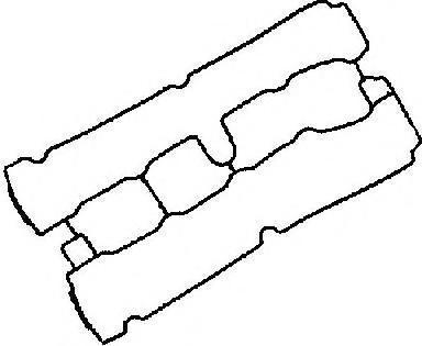 Прокладка клапанной крышки Reinz 713430400