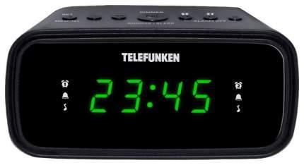 Радиоприемник Telefunken TF-1588 Черный/Зеленый