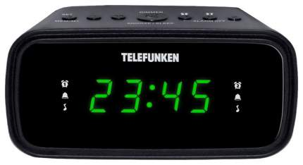 Радиоприемник Telefunken TF-1588 Black