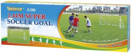 Ворота игровые DFC Super Soccer 8ft GOAL250A