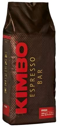Кофе в зернах Kimbo espresso bar unique 1 кг