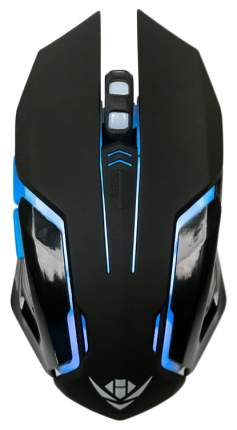 Беспроводная игровая мышь Nakatomi MROG-20UR Black