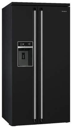 Холодильник Smeg SBS963N Black