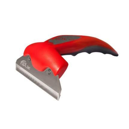 Дешеддер Foolee One для животных (Large, Красный)