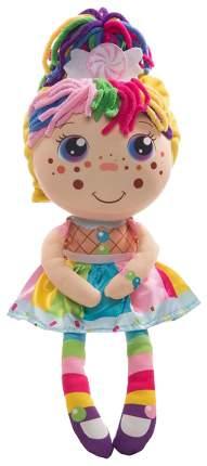 Кукла плюшевая 1Toy Девчушка-вывернушка Настюшка 2 в 1 23-38 см 16х14,5х28,5 см