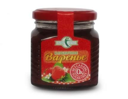 Варенье Оригинал-С  без сахара на эритрите клубника 250 г