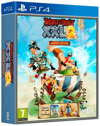 Игра для Sony PlayStation 4 Asterix and Obelix XXL2, Limited edition