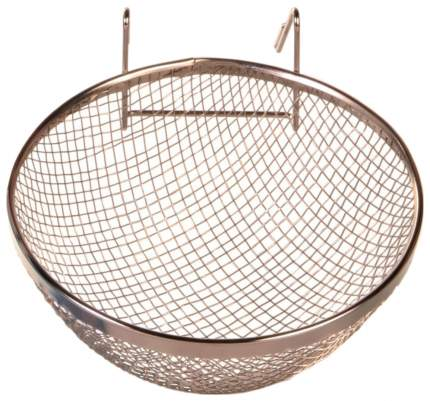 Гнездо для канарейки Trixie ф12 см металлическое