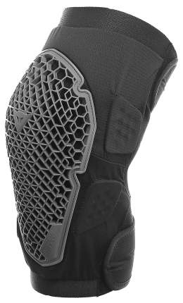 Наколенники Dainese Pro Armor Knee Guard черные, XL