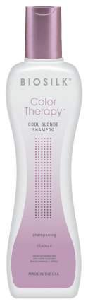 Шампунь Biosilk Color Therapy Холодный блонд 207 мл
