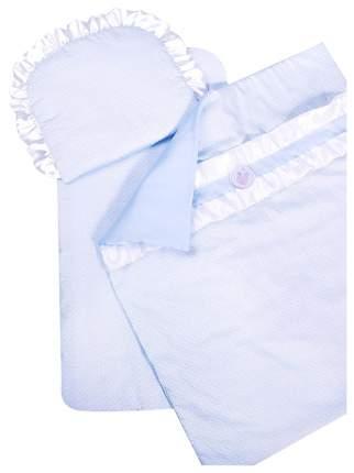 Комплект в коляску Конфетка голубой Сонный Гномик