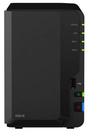 Сетевое хранилище данных Synology DS218