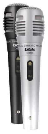 Микрофон BBK CM215/BL-SL