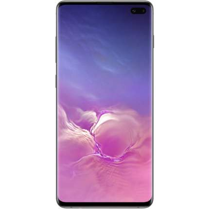 Смартфон Samsung Galaxy S10+ 128Gb Onyx (SM-G975F)