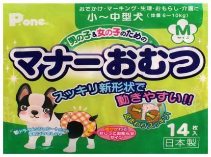 Подгузники для домашних животных Daiichi Eizai интеллектуальные35-50 см 14 шт