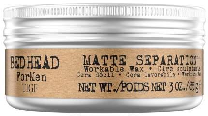Средство для укладки волос Tigi Bed Head for Men Matte Separation Workable Wax 85 г