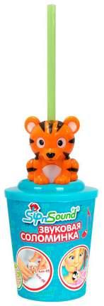 Звуковая соломинка SIP AND SOUND Тигр