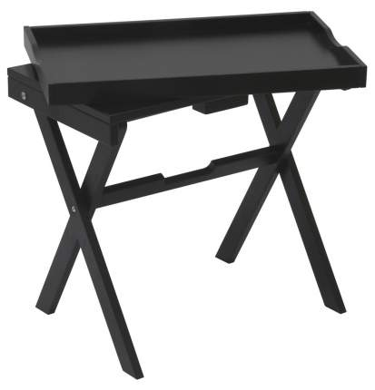 Журнальный столик Мебелик Флеш 1069 58х38х55 см, венге