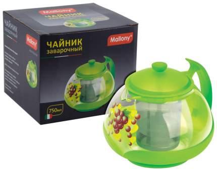 Заварочный чайник Decotto-750 Mallony 910114 Зеленый