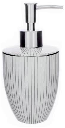 Дозатор для жидкого мыла Spirella Ligne Белый