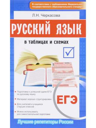 Егэ, Русский Язык В таблицах и Схемах