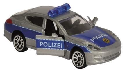 Игрушечный автомобиль MajoretteSOS - Полиция, серый, 7.5 см в ассортименте
