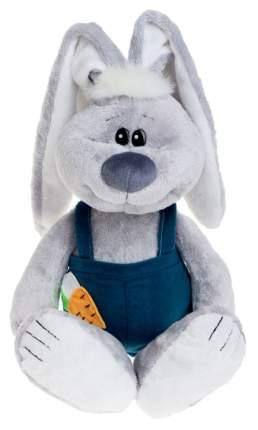Мягкая игрушка Princess Love Заяц Степка, серый, 47 см