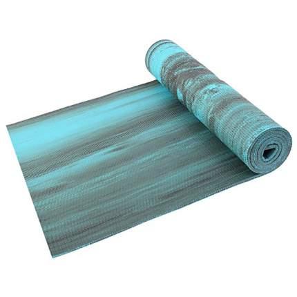 Коврик для фитнеса и йоги Larsen PVC Multicolor 9 мм 180 см