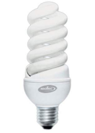 Лампа энергосберегающая Космос Sp E27 35W 4200 145Х60(T3)