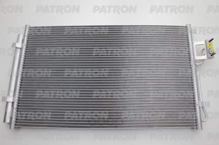 Радиатор кондиционера PATRON для Hyundai Santa Fe 2010- PRS1367KOR