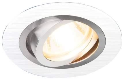 Встраиваемый точечный повортный светильник Elektrostandard 1061/1 MR16 WH Белый a036415