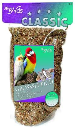 Основной корм Jr Farm для попугаев 1050 г, 1 шт