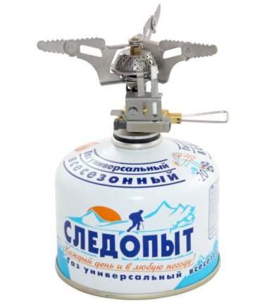 Туристическая горелка газовая Сибирский Следопыт Огненный цветок