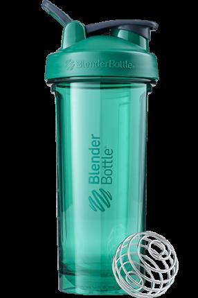 Шейкер Blender Bottle Pro24 Tritan Full Color 828 мл emerald green