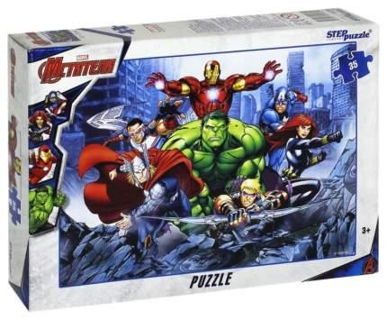 Пазл Step Puzzle Марвел - Мстители-3, 35 элементов