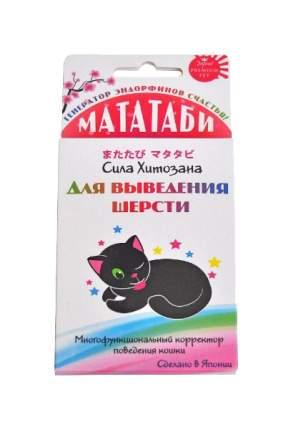 Порошок для выведения шерсти для кошек Japan Premium Pet, мататаби, 1 г