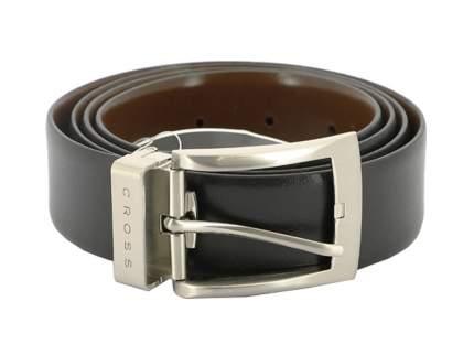 Ремень мужской Cross AC308413-XL коричневый/черный 117 см