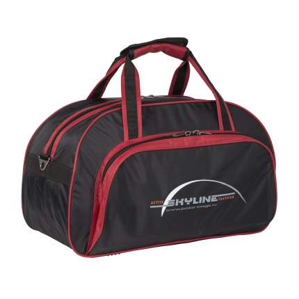 Спортивная сумка Polar П9010 красная