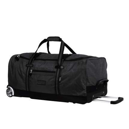 Дорожная сумка Griffon Г304.2 черная 83 x 37 x 37