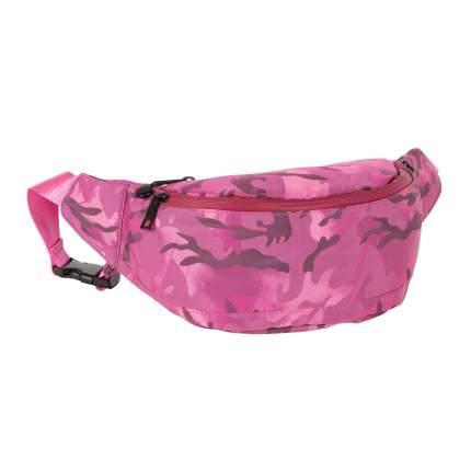 Сумка на пояс Polar П0141 розовая